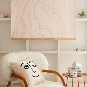 Rebecca Allen For DENY Bush Marble Art Print - Urban Outfitters