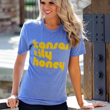 * 1KC Kansas City Honey : Blue