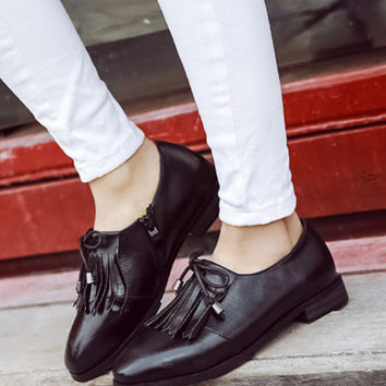 Flats - Simple As This - Sneakers & Other - Shoes - Women - Modekungen