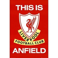 Liverpool Poster 24 x 36in