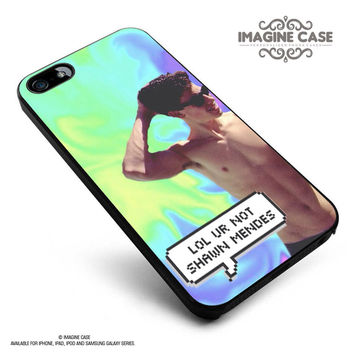 Shawn Mendes LOL case cover for iphone, ipod, ipad and galaxy series
