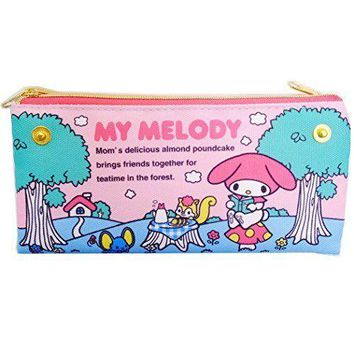 Sanrio My Melody Cosmetic / Pen Pouch Pink