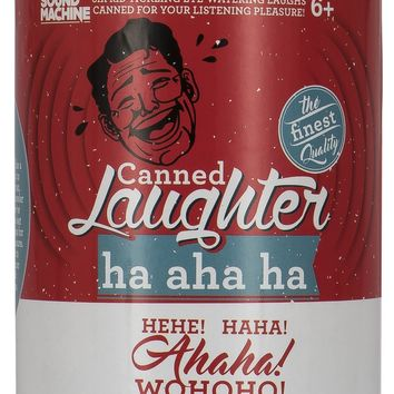 Canned Laughter - 6 Hilarious Laughs For Your Listening Pleasure
