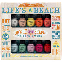 SEPHORA by OPI Life's A Beach Mini Kit: Nail Sets | Sephora