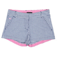 Gingham Brighton Short in Navy by Southern Marsh - FINAL SALE