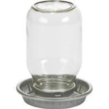 Miller Mfg Co Inc       P - Little Giant Mason Jar Baby Chick Waterer