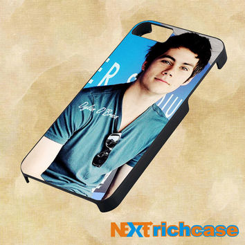 Cool Dylan O'brien (4) For iPhone, iPod, iPad and Samsung Galaxy Case