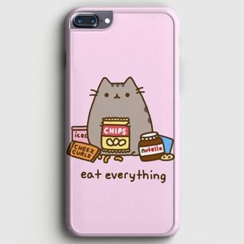 Pusheen The Cat iPhone 8 Plus Case | casescraft