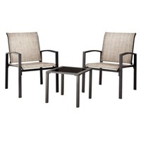 Threshold™ Gilmore 3-Piece Sling Patio Chat Furniture Set