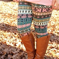 Spring Fever Leggings