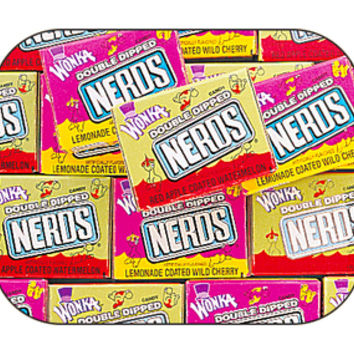 Wonka Nerds Snack Size Candy Packs: 500-Piece Case