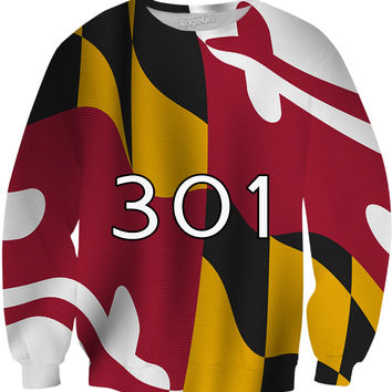 Maryland 301 Sweatshirt