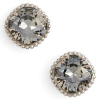 Sorrelli Cushion Cut Solitaire Stud Earrings | Nordstrom