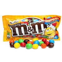 M&M's Candy King Size Packs - Peanut: 24-Piece Box