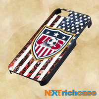 US Soccer for iphone, ipod, ipad and samsung galaxy case