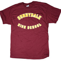 Buffy the Vampire Slayer Inspired Sunnydale High TShirt