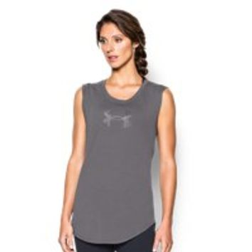 Under Armour Women's UA Studded Logo T-Shirt