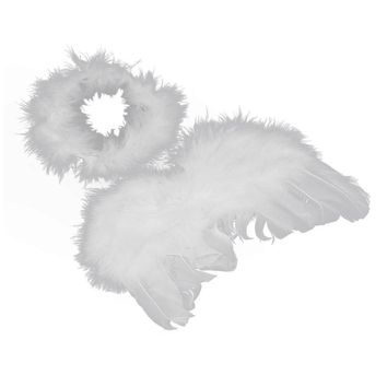 Creative Design Comfortable Infant Newborn Photo Prop Baby Kids Angel Fairy Feather Wing Decoration Costume For Photograph