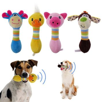 Cute Pet Toy Dog Toy Puppy Chew Squeaker Pet Pet Stuffed Toy