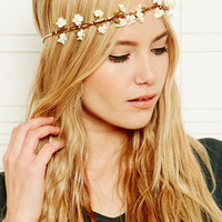 Gardenhead Princess Head Band at Urban Outfitters