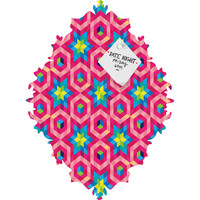 Raven Jumpo Facets Baroque Magnet Board
