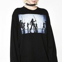 Kill Bill Crazy 88 Long Sleeve