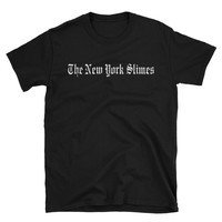 New York Slime Tee, Black