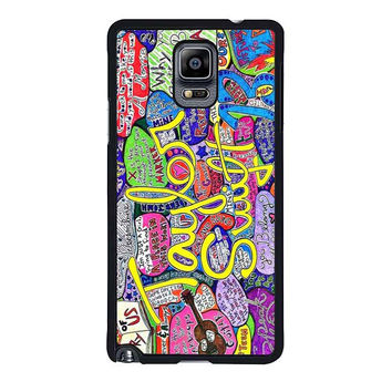 taylor swift poster case for samsung galaxy note 4 note 3 2