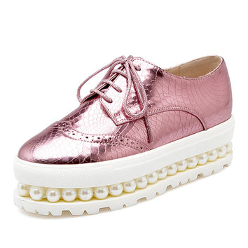 MAGIC PEARL PLATFORM OXFORD