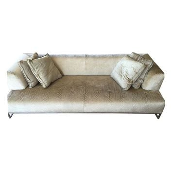 Pre-owned B&B Italia Solo Sofas - A Pair