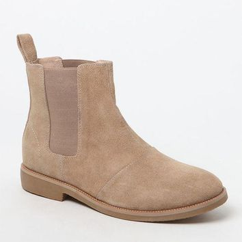 DCCKJH6 Foundation Footwear Pastor Tan Chelsea Boots