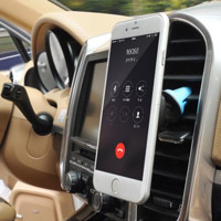 Mini Magnetic Car Air Vent Smartphone Holder for iPhone 7 7Plus & iPhone se 5s 6 6 Plus etc.