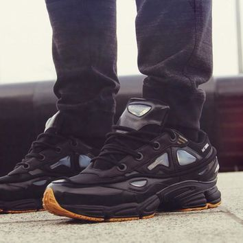 Raf Simons x Adidas Consortium Ozweego 2 S81162 Black Women Men Casual Trending RuRaf Simons x Adidas Consortium Ozweego 2 S81162 Black Women Men Casual Trending Running Sports Shoes Sneakers 36-44 nning Sneakers