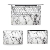 Hot Sale Laptop Full Vinyl Decal For Macbook Air Sticker Marble Texture&Soldier Full Skin For Apple Retina Pro Notebook Sticker