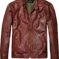 Biker Jacket - Scotch & Soda