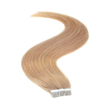 Tape in Hair Extensions   18 inch   20ps   50g   Mousey Brown (8)