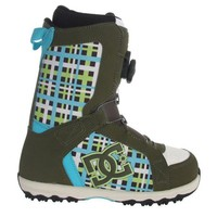 DC Scout '10 Snow Boots Womens Boots at 7TWENTY Boardshop, Inc