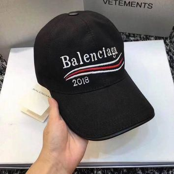 Unisex Balenciaga Cap Hat both men and women