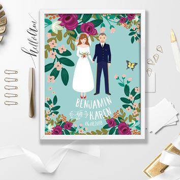 best sellers Personalized wedding gift Personalized couple gifts best selling items wedding guest book alternative personalized wedding