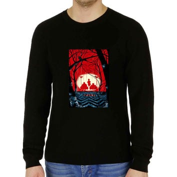 Poster of twin peaks KalaGonDhankShop - Sweater for Man and Woman, S / M / L / XL / 2XL **