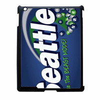 Skittles Seattle Seahawks iPad 2 Case