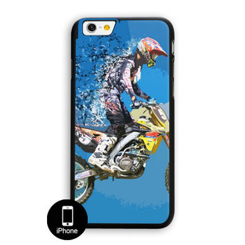 Jump Motocross Freestyle iPhone 6 Plus Case