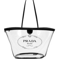 Prada Small Plex Shopper
