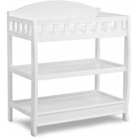 Delta Children's Changing Table with Pad, Choose Your Finish - Walmart.com