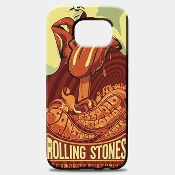Rolling Stone Poster Art Samsung Galaxy Note 8 Case | casescraft