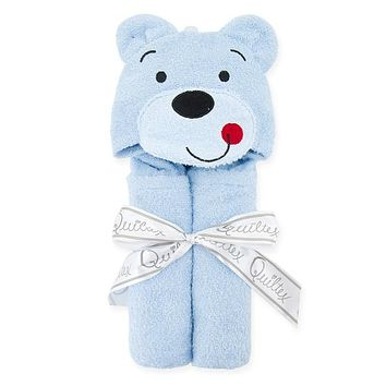 Toalha Children's Underwater Cute Animals Baby Hooded Bathrobe Cotton Terry Infant Kids Bathing Wrap Robe Toddler-sized