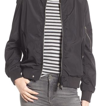 French Connection Bomber Jacket (Regular & Petite) | Nordstrom