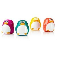 Penguin Lip Balm - Lemon, Tutti Frutti, Strawberry & Cherry - Whimsical & Unique Gift Ideas for the Coolest Gift Givers