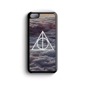 Harry Potter Deathly Hallows Inspired Case - iPhone 6 Plus Case, iPhone 6 Case, iPhone 5C Case, iPhone 5 Case, iPhone 4 Case, Samsung Galaxy