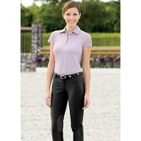 TuffRider® Low-Rise Pull-on Breeches | Dover Saddlery